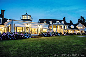 Gorgeously Romantic Hotel Suites - The Inn at Perry Cabin - St. Michaels Maryland