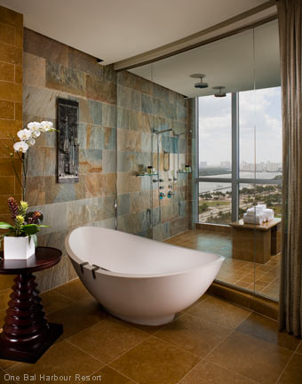 One Bal Harbour Resort Bath
