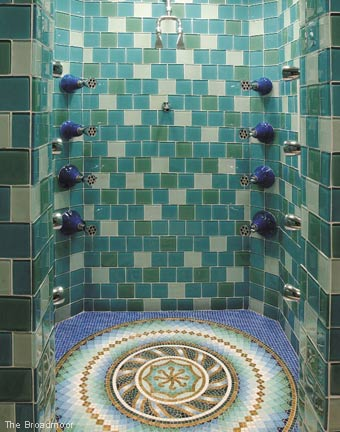 Fabulous Hotel Baths - The Broadmoor