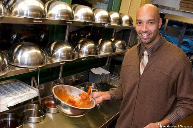 Athlete-Owned Businesses - Drew Gooden & Wingstop