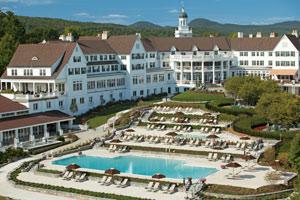 America's Fabulous Hotel Pools - The Sagamore