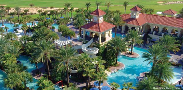 America's Fabulous Hotel Pools - Hammock Beach - Palm Coast, FL