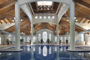 America's Fabulous Hotel Pools - Hammock Beach Interior Pool