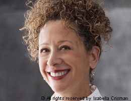 Nancy Silverton from Pizzeria Mozza