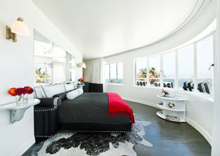 Gorgeous, Stylish and Charming Hotel Suites