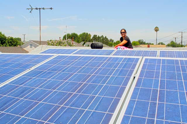 Installing Solar Panels on the Roof of Your Home