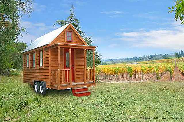 Tumbleweed Tiny Homes