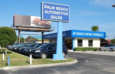Palm Beach Automotive Sales - West Palm Beach, FL