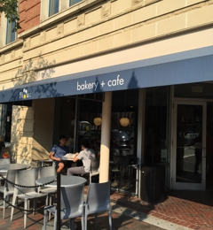 Flour Bakery & Cafe - Boston, MA. Super cafe.