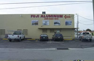 Fuji Aluminum Shutters Inc 780 W 27th St Hialeah Fl