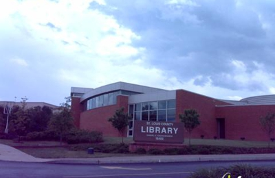 St Louis County Library Sachs Branch - Chesterfield, MO
