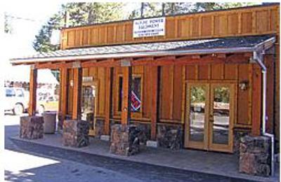 Alpine Power Equipment - Tahoe City, CA