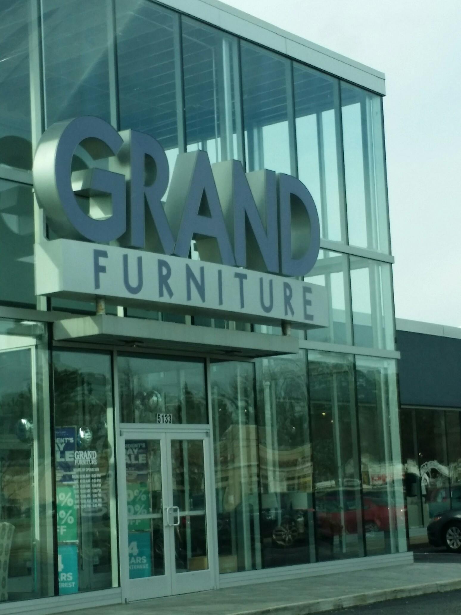 Grand Furniture 5133 Virginia Beach Blvd, Virginia Beach, VA 23462   YP.com