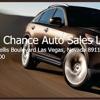 Second Chance Auto Sales
