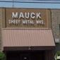 Mauck Sheet Metal - Oakland, CA