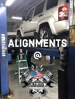 Having to steer at a weird angle to drive straight? Go to Monaghan's Auto Repair and we'll take care of you! Please call us at 702-906-2444