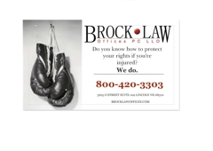 Brock Law Offices - Lincoln, NE