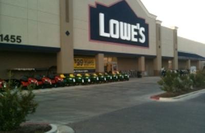 Lowe's Home Improvement - New Braunfels, TX