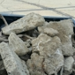 """Buffalo & Orchard Park Topsoil - Orchard Park, NY. This is what you get when you order """"Clean fill"""". That is a truck bed full of rocks and that's only half of it!! Do not use this company!"""