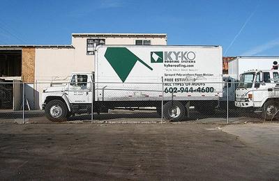 KY KO Roofing Systems   Phoenix, AZ