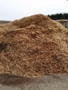 Cedar wood chips are great for paths and playgrounds.