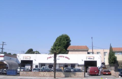 Fine Line Auto >> Fine Line Auto Body 3321 W Rosecrans Ave Hawthorne Ca