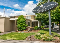 Pegg, Paxson & Springer Funeral Chapel - Beaverton, OR