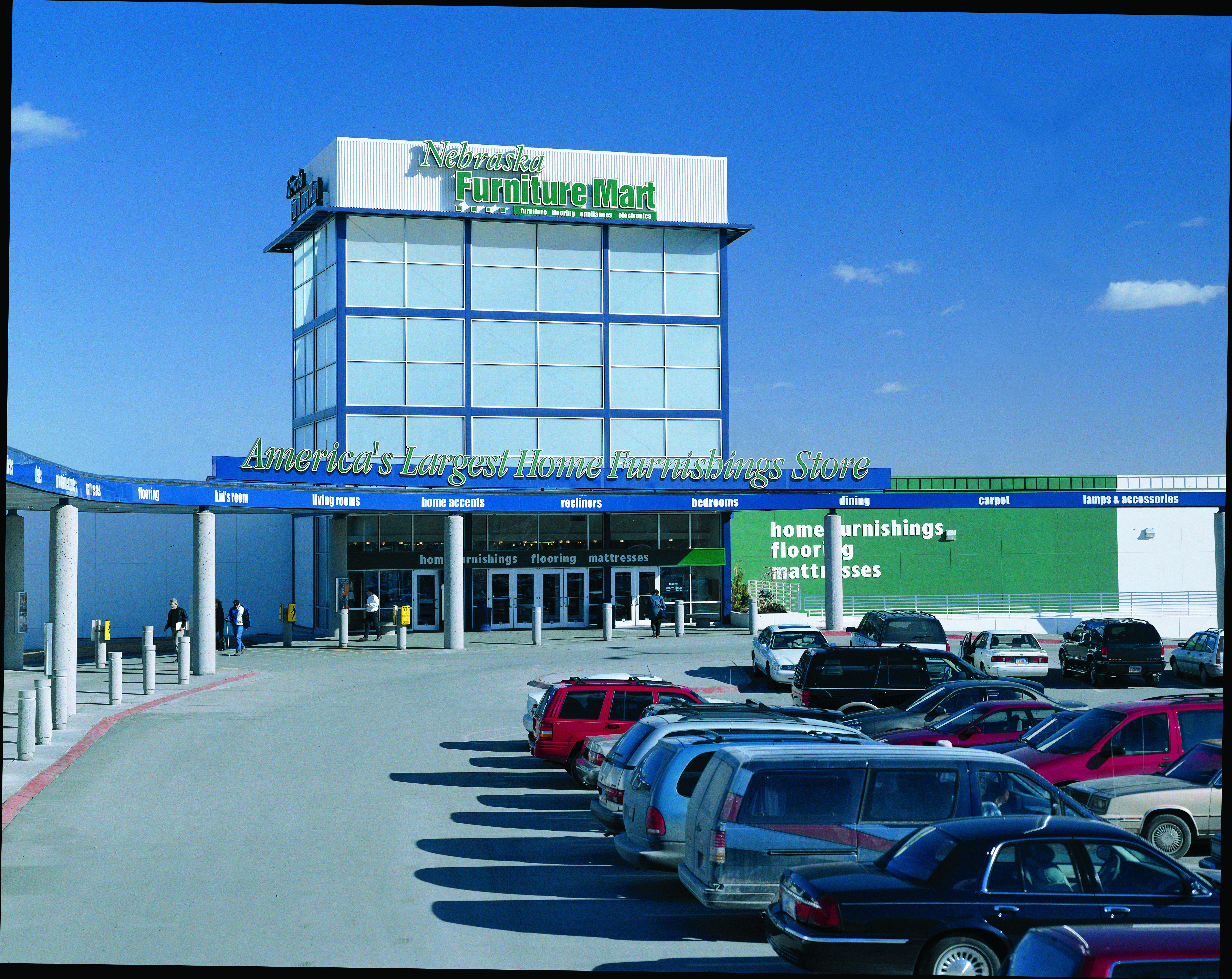 Nebraska Furniture Mart 700 S 72nd St Omaha Ne 68114 Yp Com