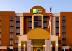 Holiday Inn Express & Suites Dallas Central Market Center - Dallas, TX