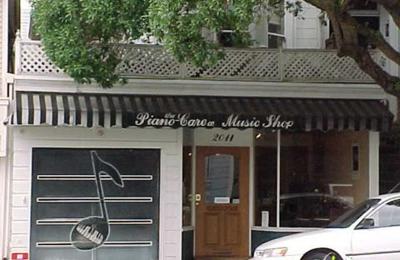 The Piano-Care Co - San Francisco, CA