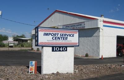 Import Service Center - Tucson, AZ