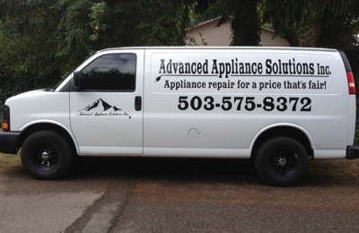 Advanced Appliance Solutions Inc - Boring, OR