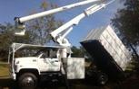 60 ft bucket truck