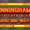 Cunningham's Auto Lock & Key