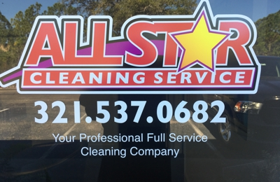 All Star Cleaning Service Melbourne Fl