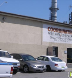 Coordinated Wire Rope & Rigging - Wilmington, CA