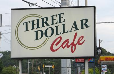 Three Dollar Cafe - Atlanta, GA