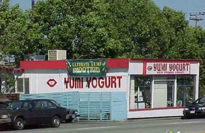 Yumi Yogurt - San Mateo, CA