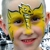 Honey Bunch Face Painting