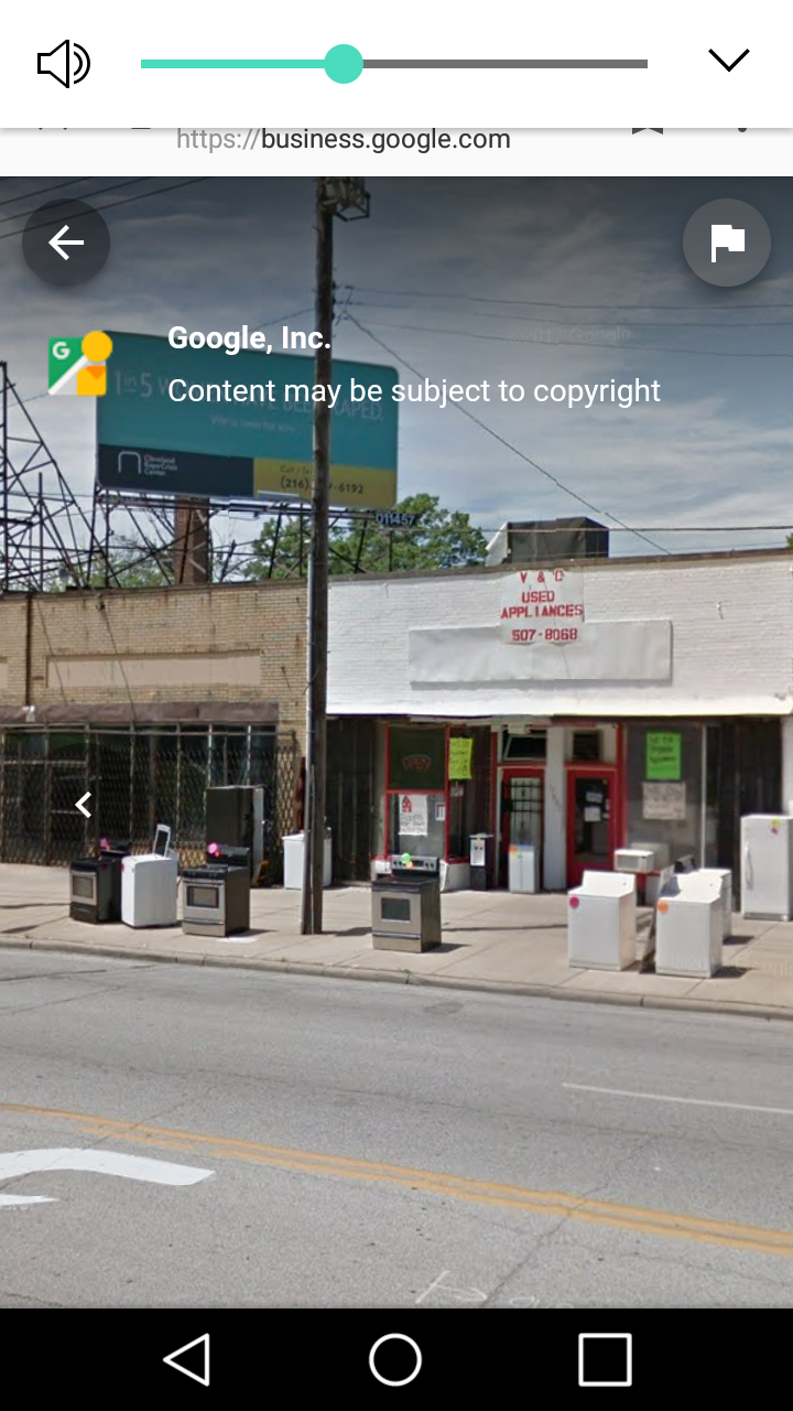 V & C Used Appliances 17827 Euclid Ave,, Cleveland, OH 44112