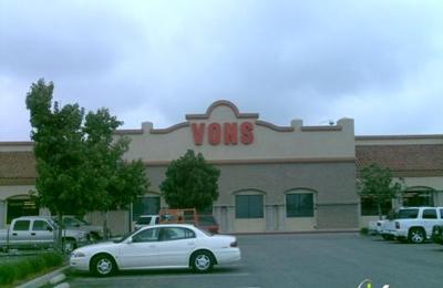Vons Pharmacy - Redlands, CA