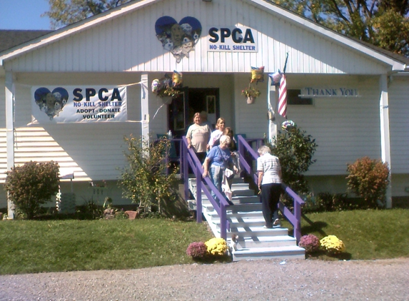 Wyoming County Spca - Attica, NY