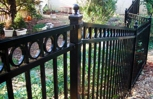 Coatings for Iron Fencing