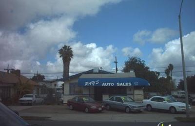 Rays Auto Sales >> Rays Auto 7364 El Cajon Blvd San Diego Ca 92115 Yp Com