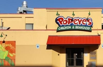 Popeyes Louisiana Kitchen - Anchorage, AK. Popeyes Louisiana Kitchen 5 minutes walk to the southeast of Anchorage's best dental implant specialist Anchorage Midtown Dental Center