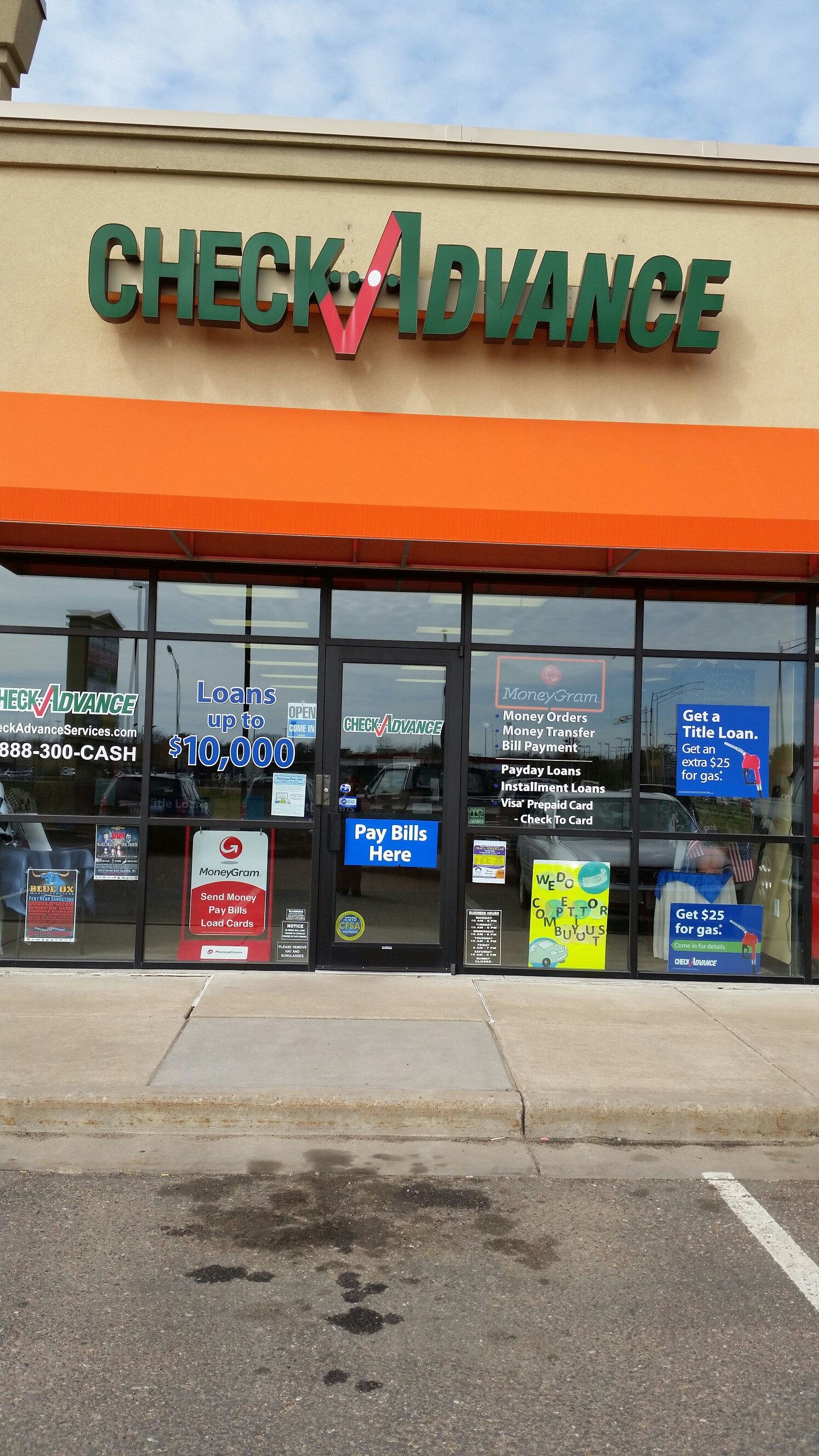 Cash advance in vacaville ca image 3