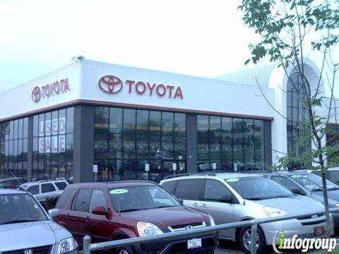 Jay Wolfe Toyota Of West County 14700 Manchester Rd