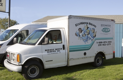 Miracle/Ecowater Systems - Valparaiso, IN. Miracle | EcoWater Systems installs and services the full line of EcoWater Systems products.