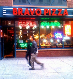 Bravo Pizza - New York, NY