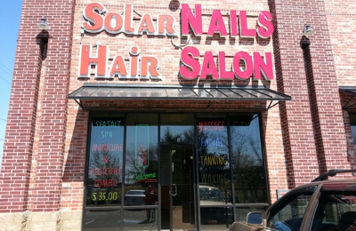 Solar nail hair salon fayetteville ar 72704 for Abstract salon fayetteville ar